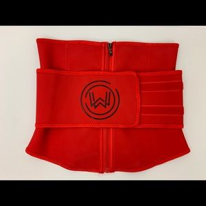What Waist, Waist Trainer, Scarlet Define Lg NEW